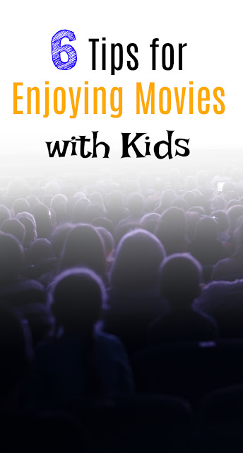 Take your kids to the movie theater and actually watch the film with these parent-approved tips for enjoying the theater experience with little ones in tow. These really work!