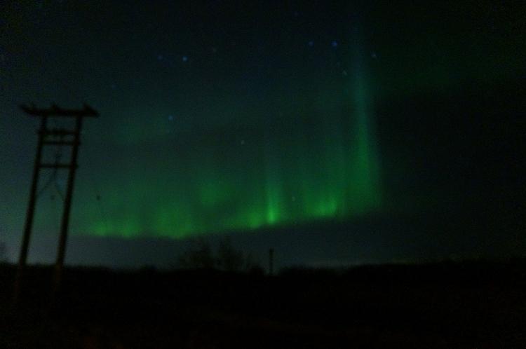 Northern Lights, Reykjavik, Iceland, Euriental