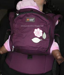 love & carry and portage babycarrier babywearing porte-bébé préformé pas cher ergobaby bambin bébé porter
