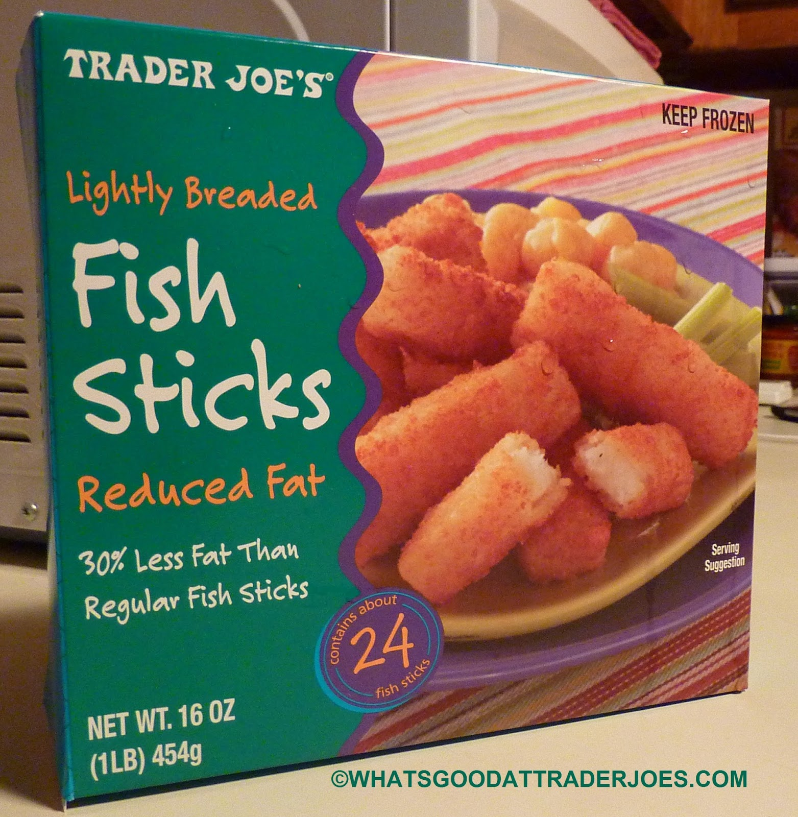 What 39 s good at trader joe 39 s trader joe 39 s lightly breaded for Trader joes fish
