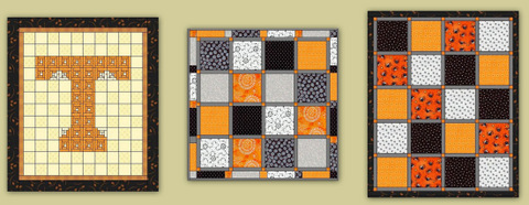 Patchwork Reflections Quilt Design Wizard