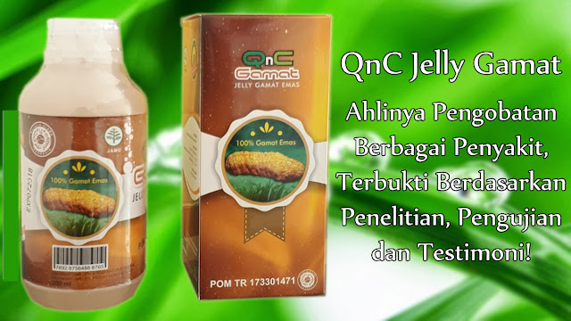 Cara Pemesanan Jelly Gamat QnC