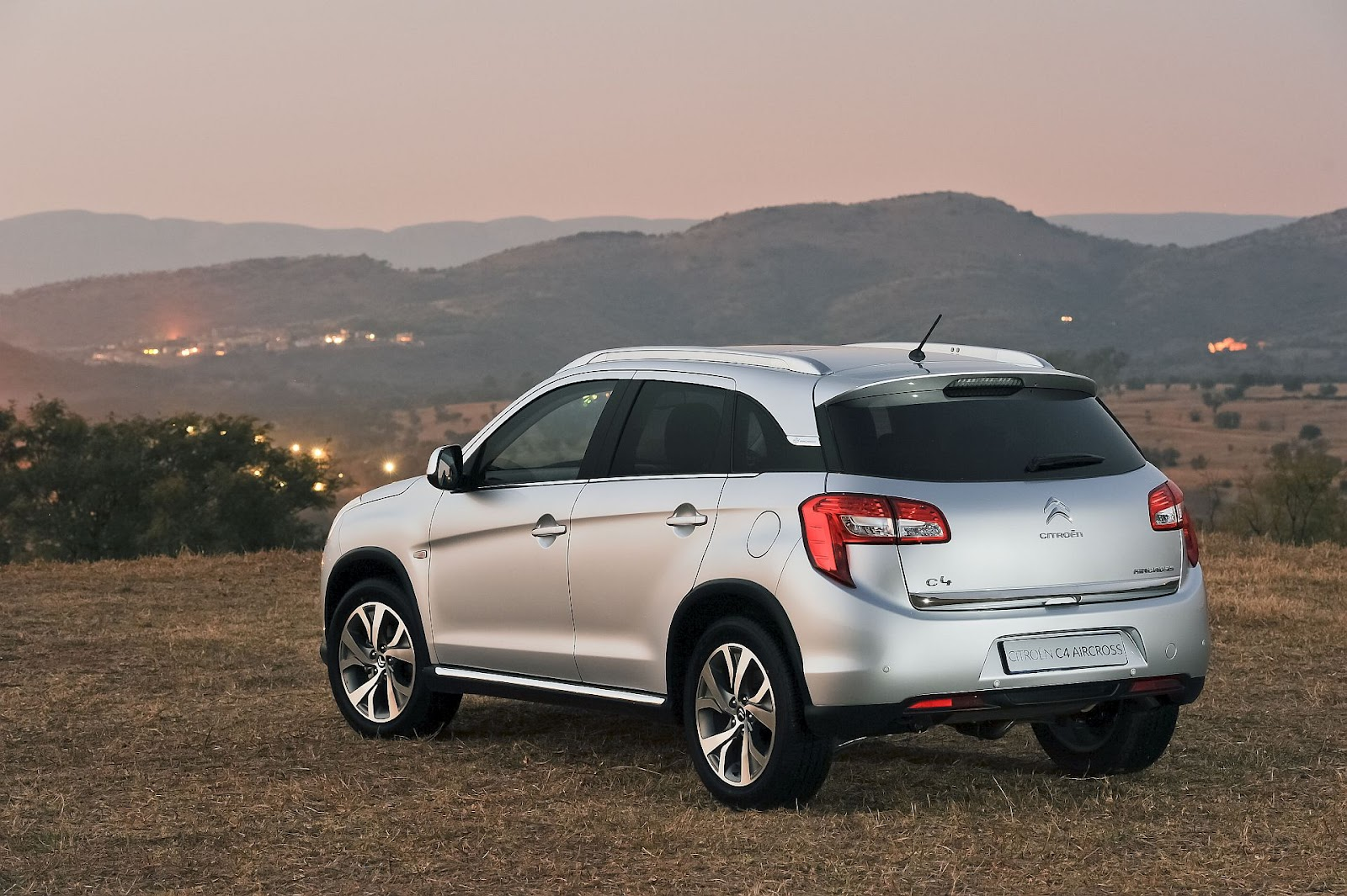 In4ride Citroen C4 Aircross Launched