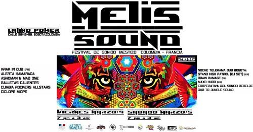 Métis Sound 2016 poster 2