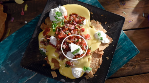 Hakra Nachos Recipe - How to Make Khakhra Nachos