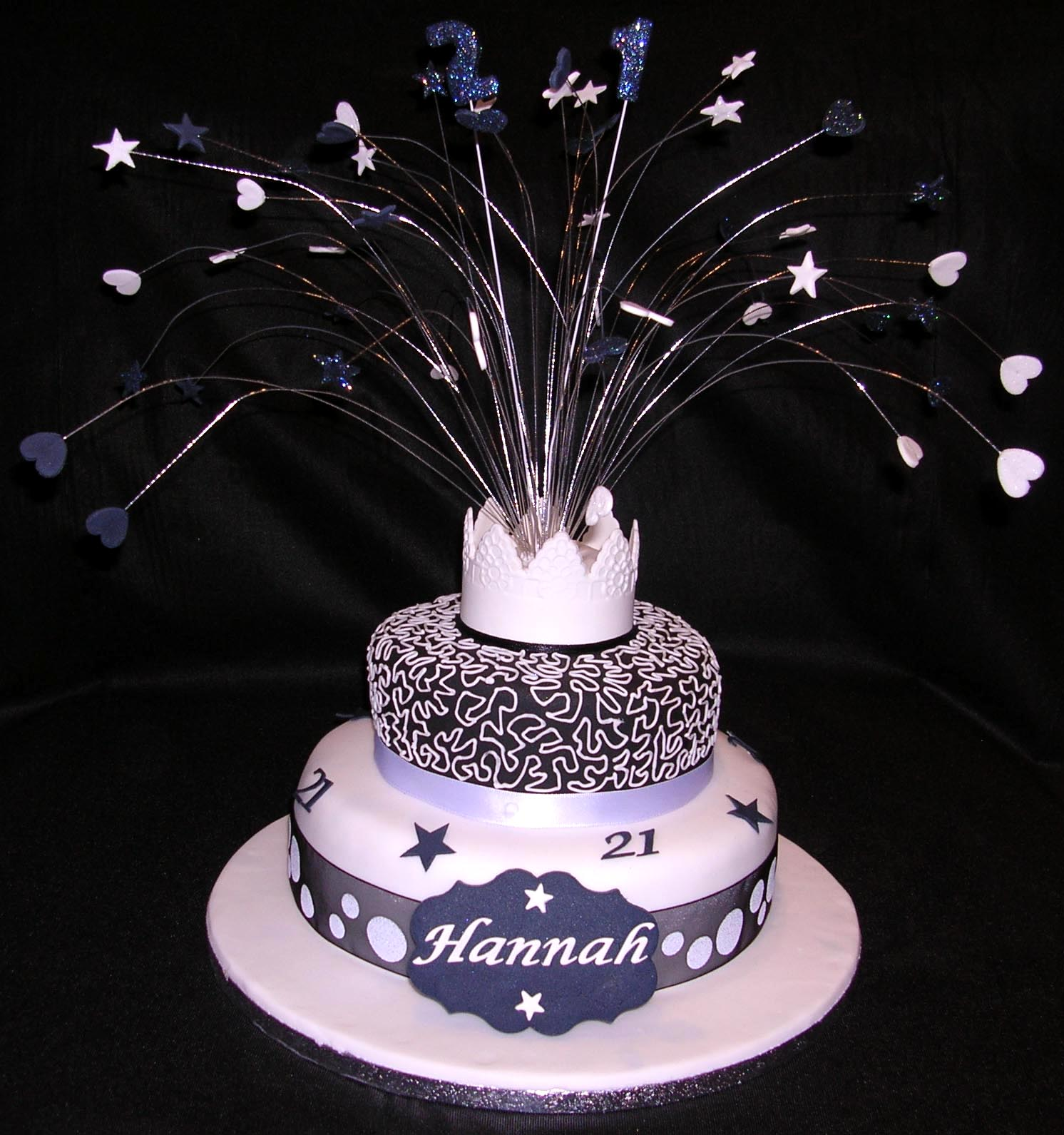 21st Birthday Cakes For Boys Cakes And Cookies Gallery