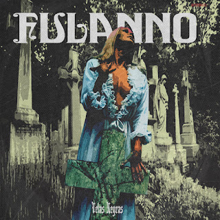 Velas Negras stoner doom album by Fulanno