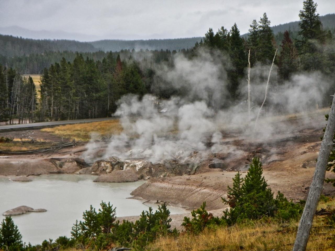 Geology of yellowstone