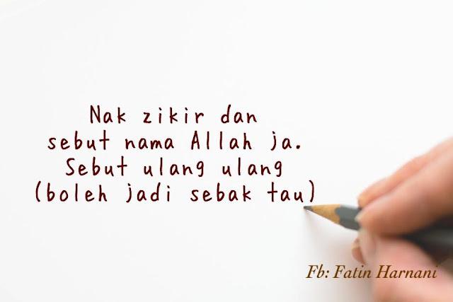 Tips Kaya | 3 Hari Sahaja, In Shaa Allah