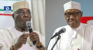 Atiku Floors Buhari Inside Aso Rock