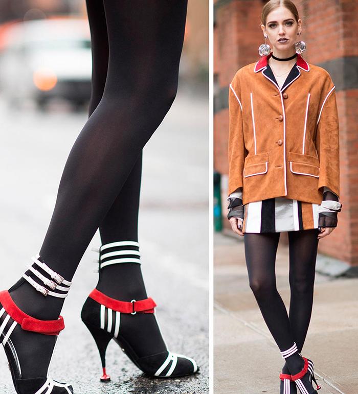 calze 2017 calze coprenti nere