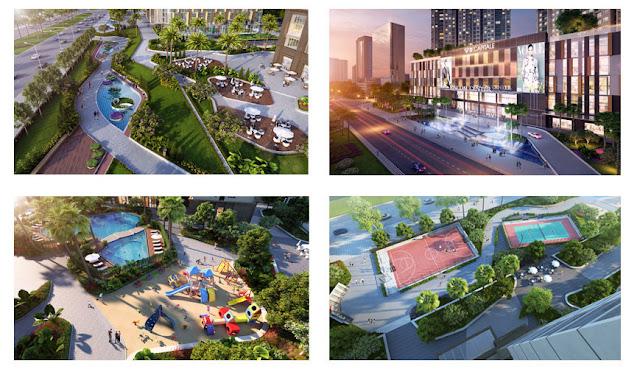 Tiện ích dự án Sunshine Sky Park