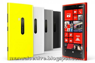 Nokia Lumia 920: 4.5 Inches