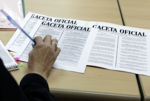 NUEVA REGISTRADORA PUBLICA ESPECIAL DE SAREN ESTADO ARAGUA