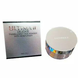 Bedak Ultima II Face Light New