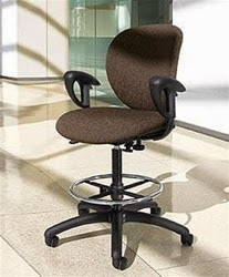 Azeo Drafting Chair