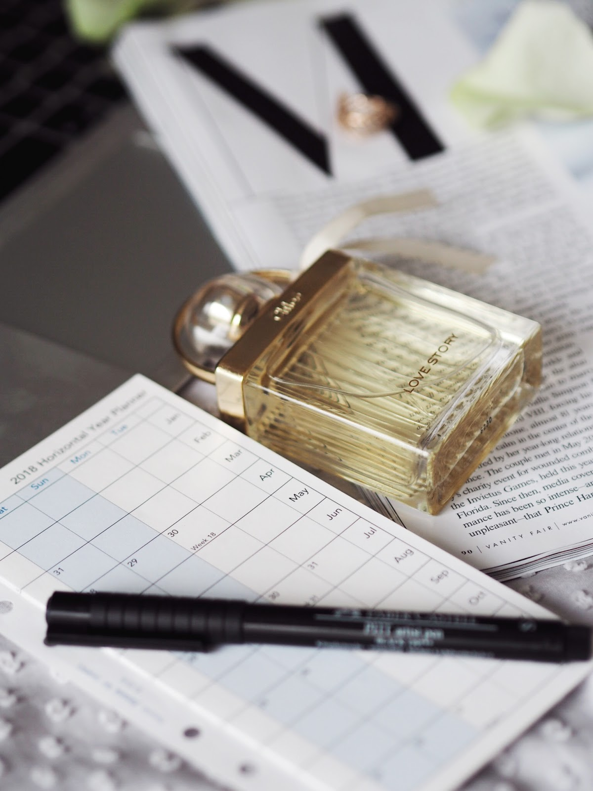Blog Help | The Realities of Blogging Alongside a Full Time Job Perfume Magazine Calendar