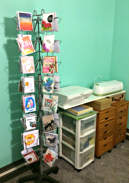 cricut_station_for_craft_room