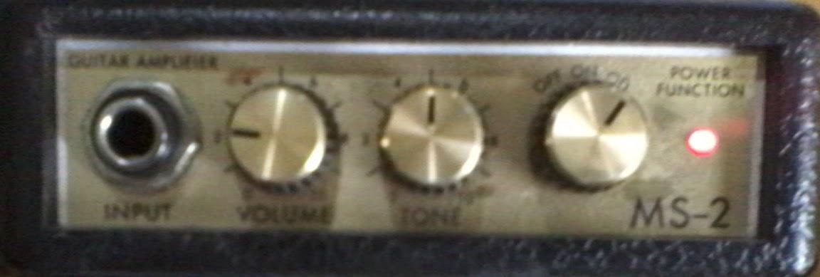 Marshall MS-2 OD set 1