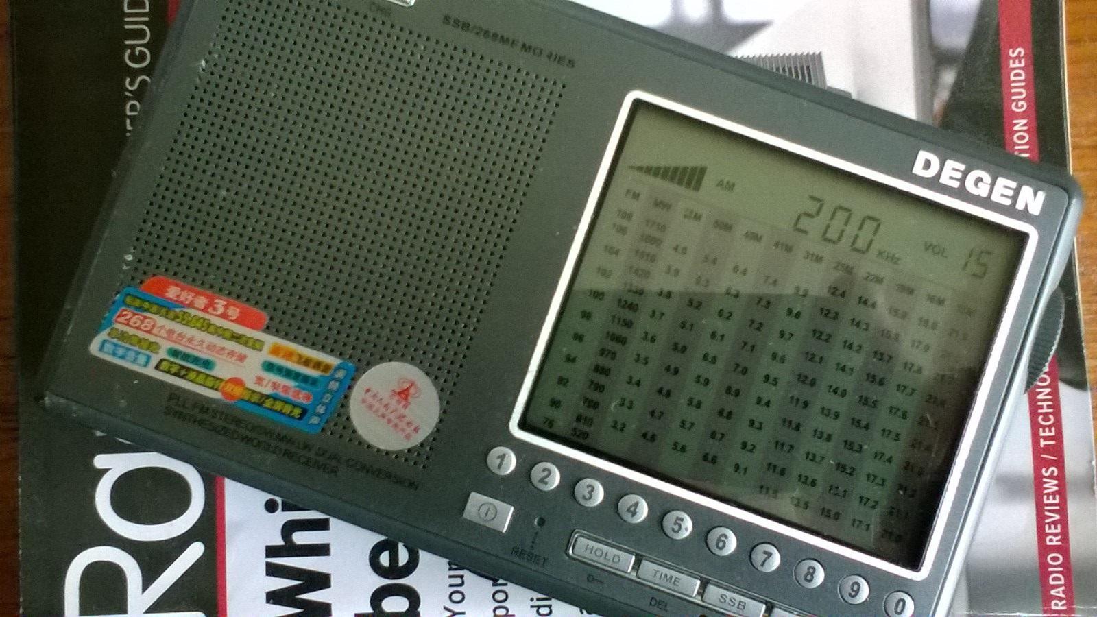 Steve G1KQH's Amateur Radio Blog
