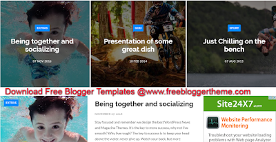 Seo Blogger Templates