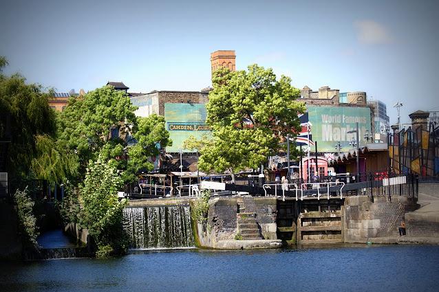 Canali di Camden-Londra
