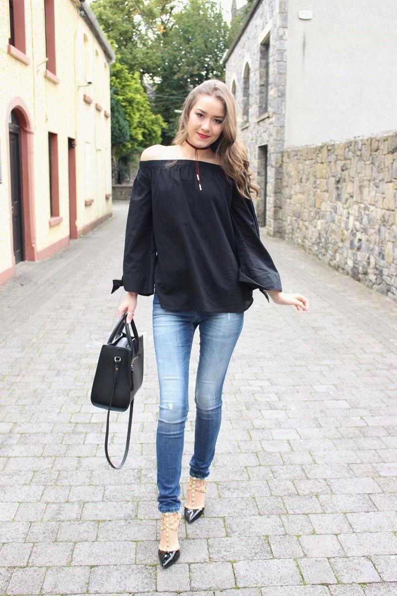 asos, diesel jeans, mango ba, outfit