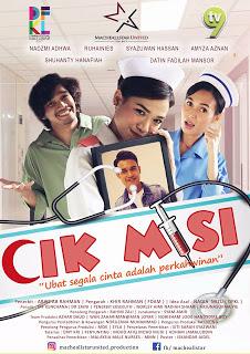 Telemovie Cik Misi (Skrin TV9)