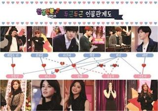 已完結韓綜節目 天生緣分歸來線上看