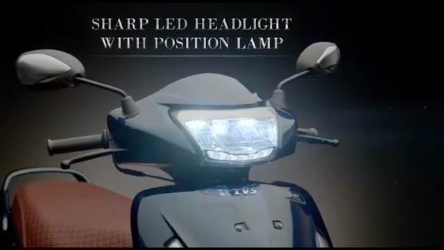TVS Jupiter Grande Headlight