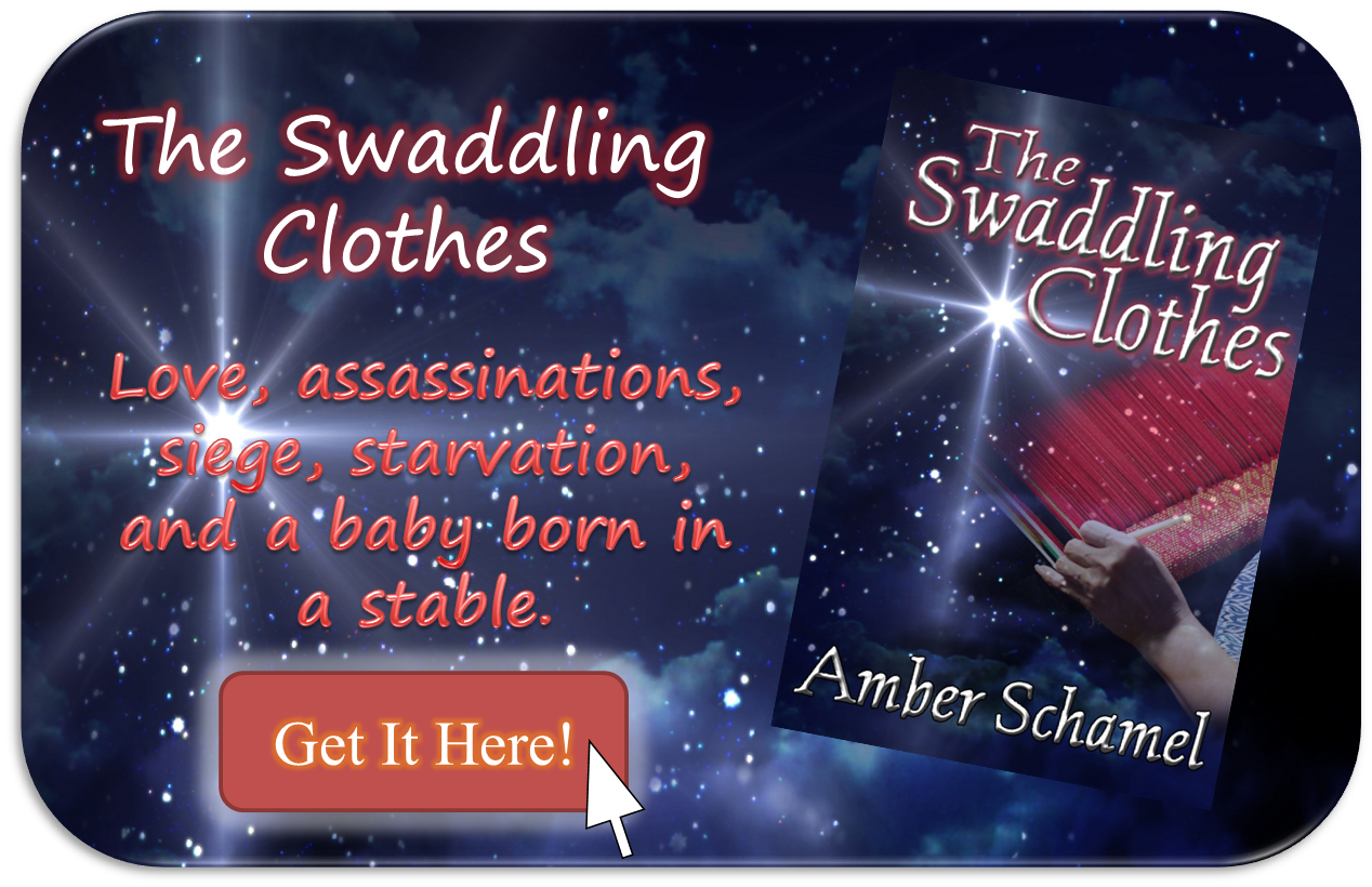 http://www.amazon.com/The-Swaddling-Clothes-Amber-Schamel-ebook/dp/B00GXKWP04