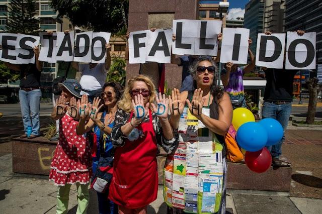 Venezuela se desploma 16 puestos en ránking de desarrollo humano de la ONU