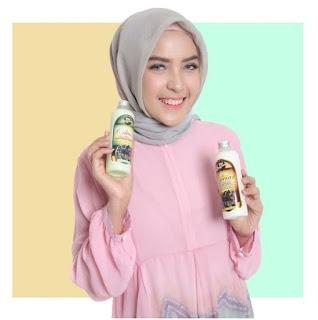 Shampoo dan Conditioner Caviar Cocok Untuk Wanita Berjilbab
