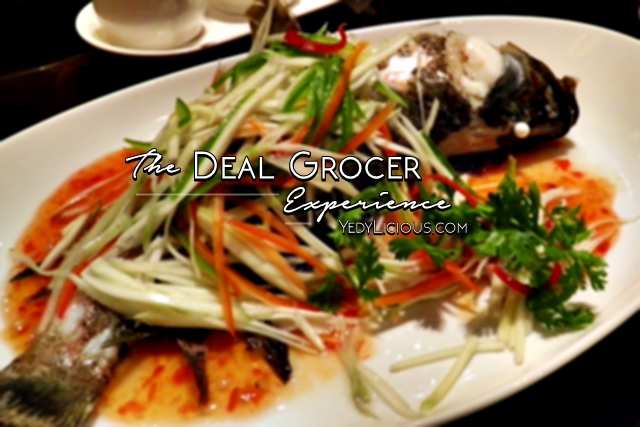 Deal Grocer Blog Review Dining Deal Xin Tian Di Crowne Plaza Manila