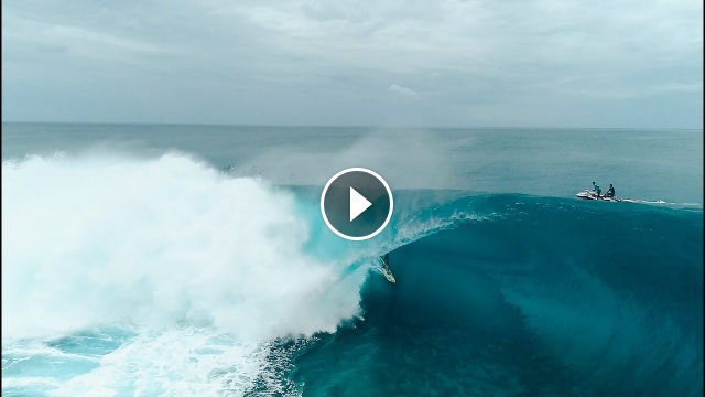 You ve Never Seen Teahupo o Look More Perfect Than It Did This Week June 16th 2020