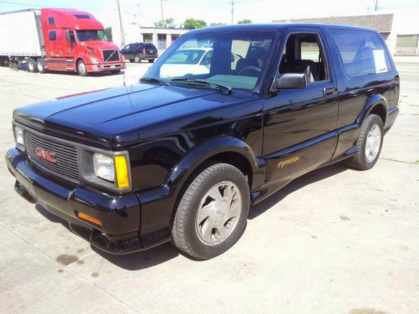 Daily Turismo: 10k: Isentropic Thunder: 1992 GMC Typhoon