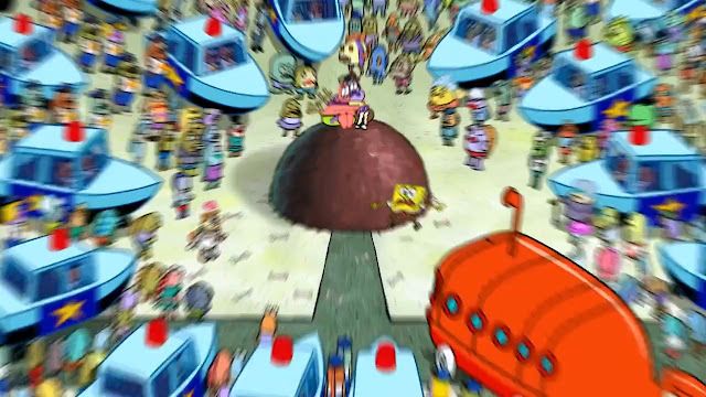 Download SpongeBob SquarePants Season 11 Episode 6 Subtitle Indonesia