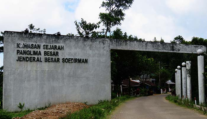 Kawasan Monumen Jenderal Sudirman