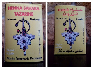 henna Tazarine