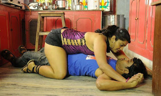 swati verma romantic photo