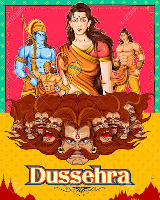 Ram-Sita-hanuman-laxman-ravan-cartoon-pic