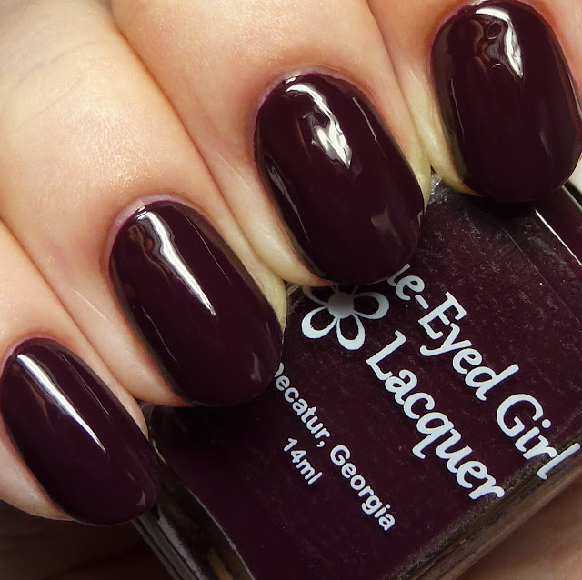 Blue-Eyed Girl Lacquer Rent Boy