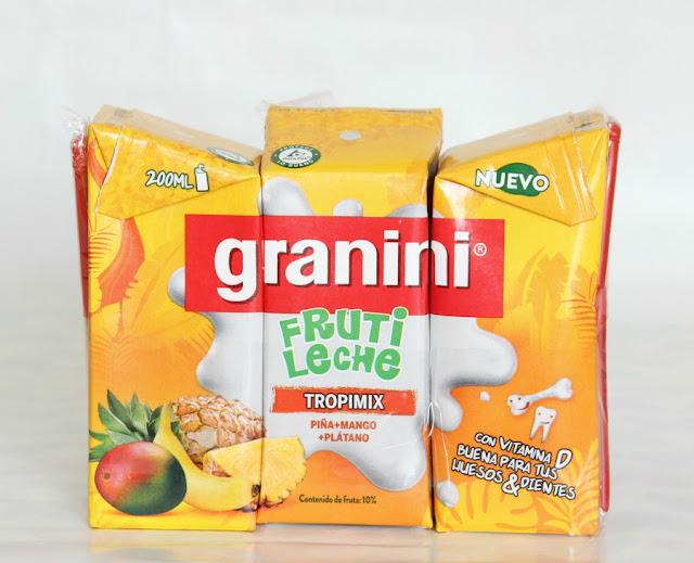 Disfrutabox Granini Fruti Leche tropimix