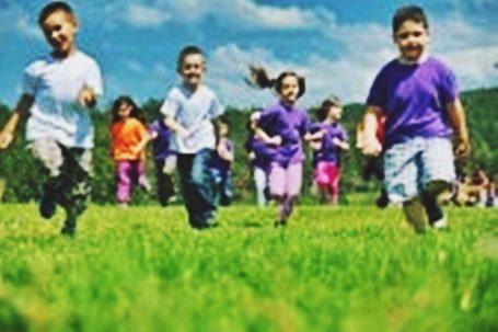 Gambar penerapan model belajar kontekstual pada anak-anak