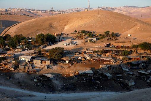 Netanyahu demolerá aldea palestina de Cisjordania