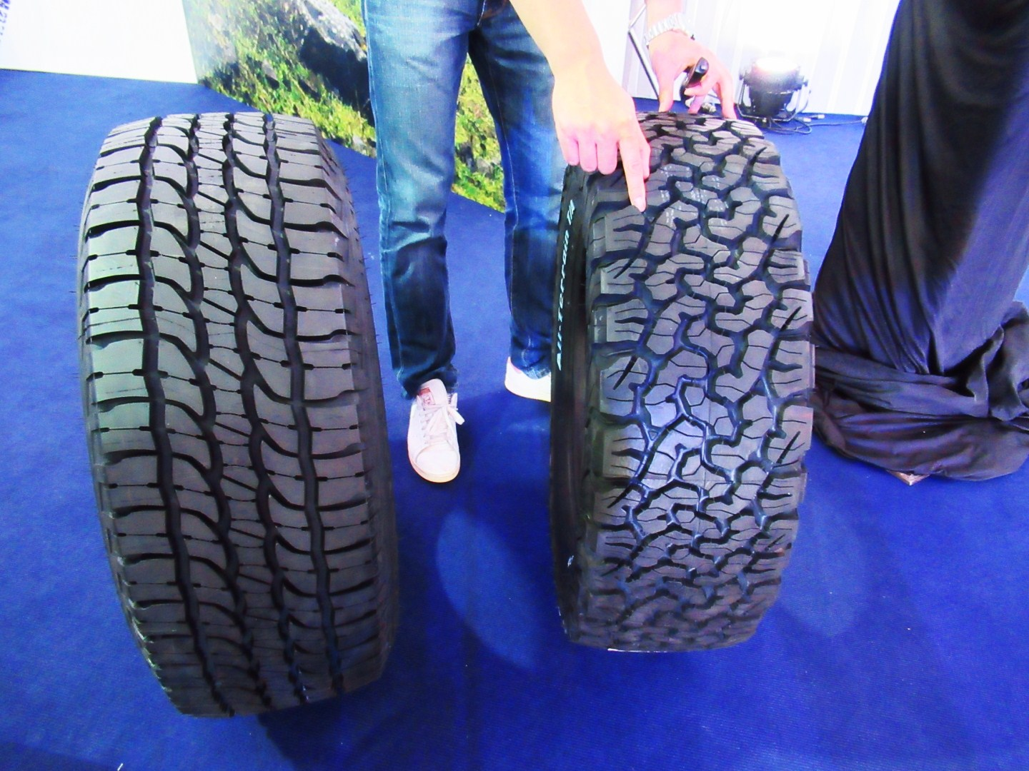 Motoring-Malaysia: Michelin LTX Force Tyre Experience