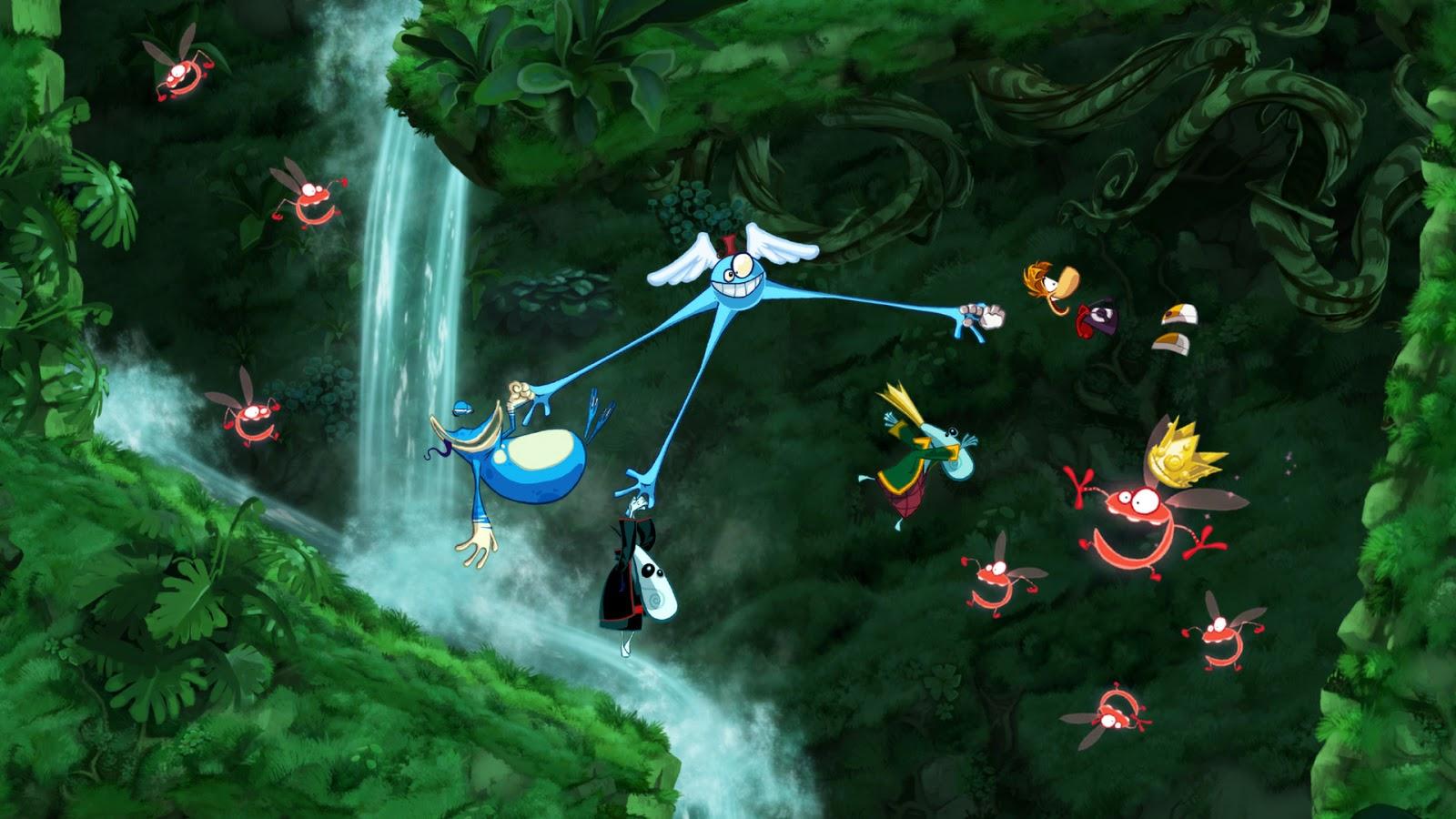 Rayman Origins ESPAÑOL PC Descargar Full (PROPHET) 3