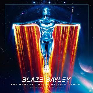 Blaze Bayley - Redemption of Willliam Black (Infinite Entanglement part III)