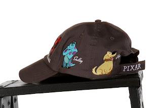 Disney Pixar Character Baseball Cap hat Disney Parks
