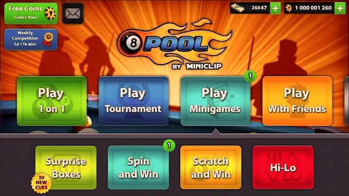 8 Ball pool 3.11.0 Hack Mod Apk No Root Unlimited Money Mod Apk